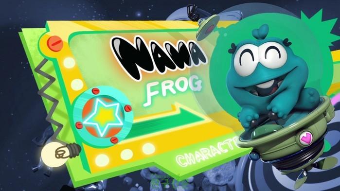 Ninano  / Alien Ninano frogs (2014)